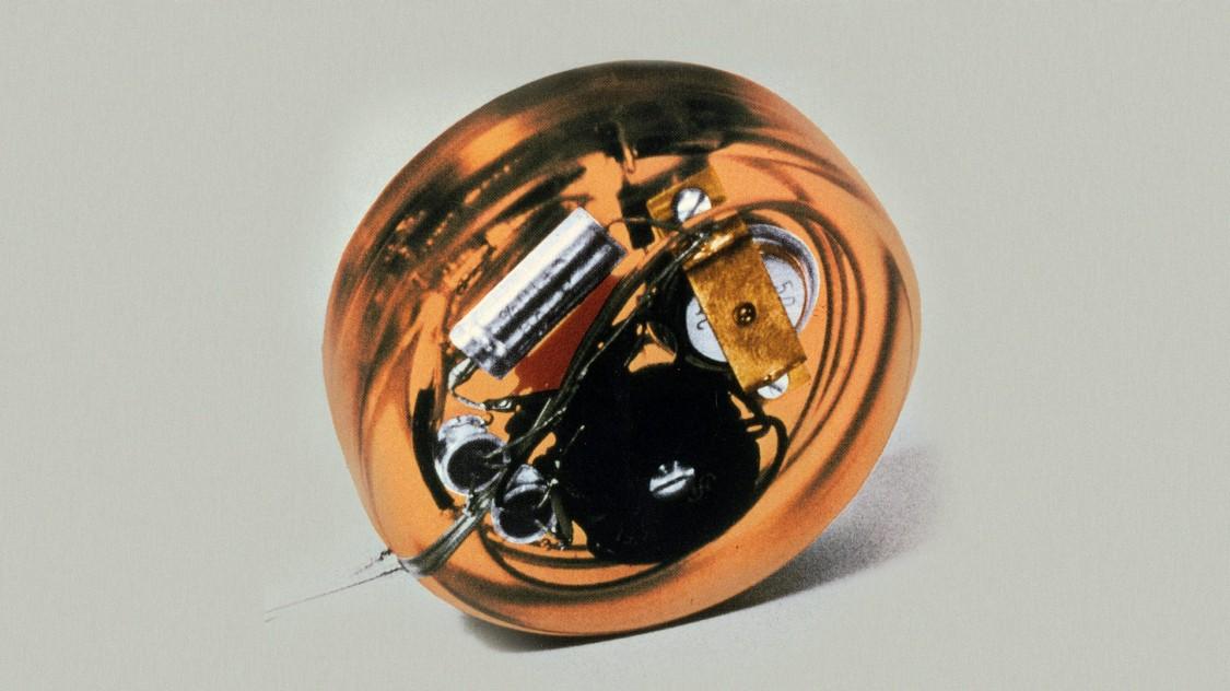 Кардіостимулятор, 1958 рік