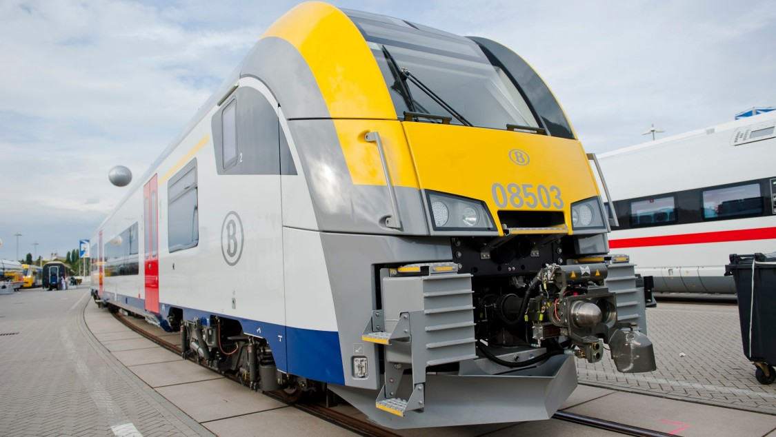 Veilig vervoer op en langs het spoor