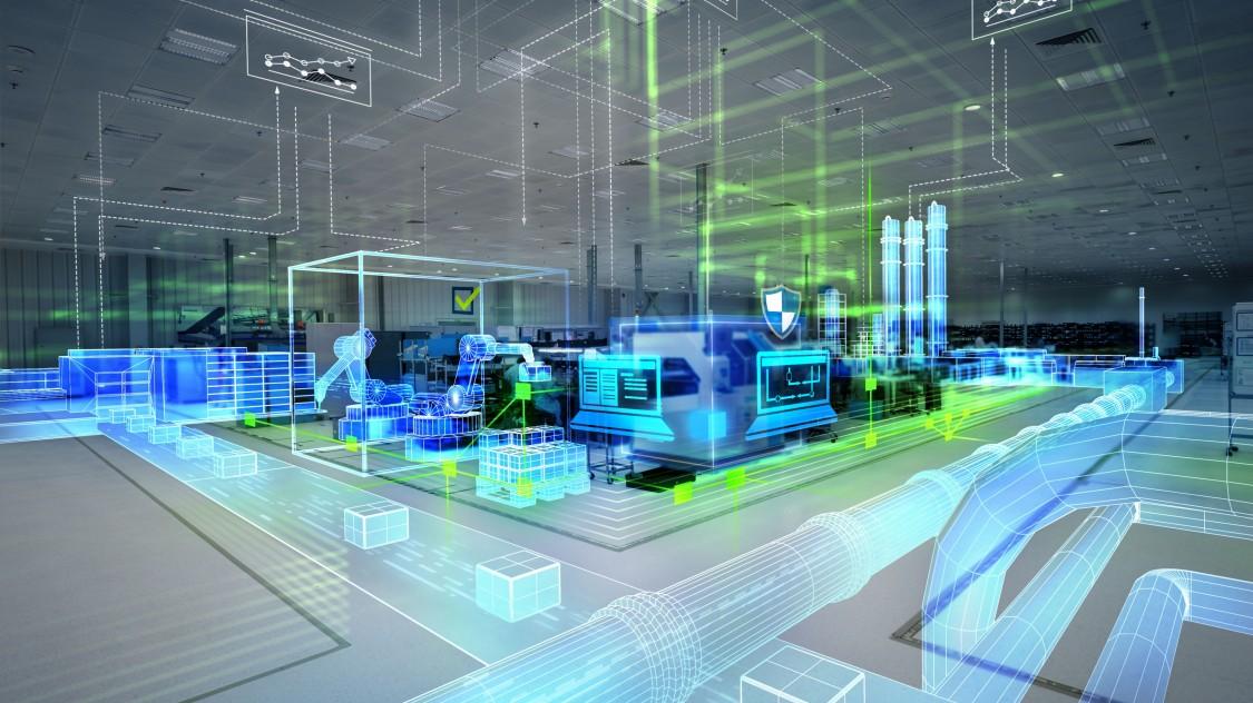 Anlagenautomatisierung Zellstoff, Papier, Tissue