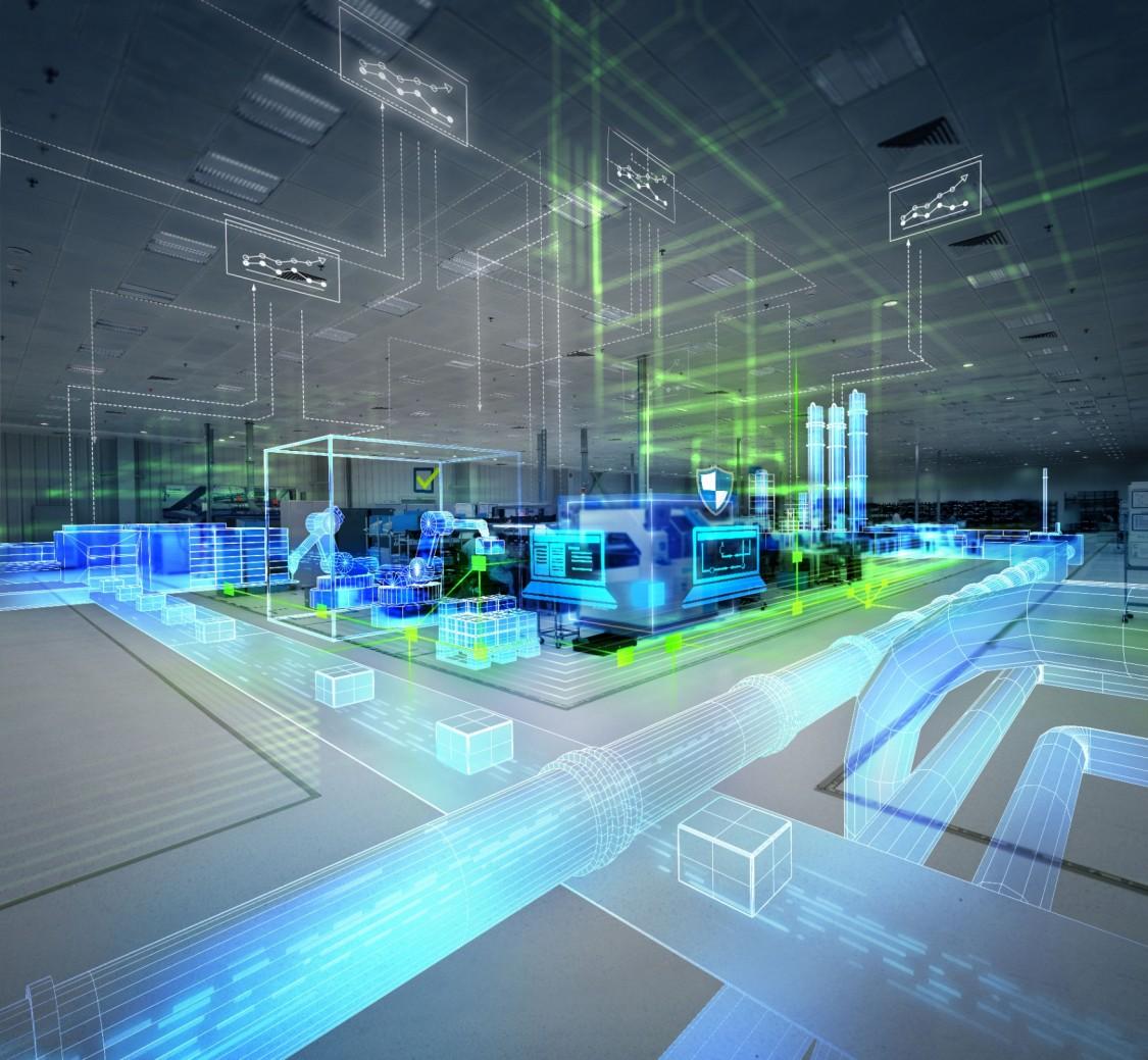Portfolio für die Industrie-Automatisierung