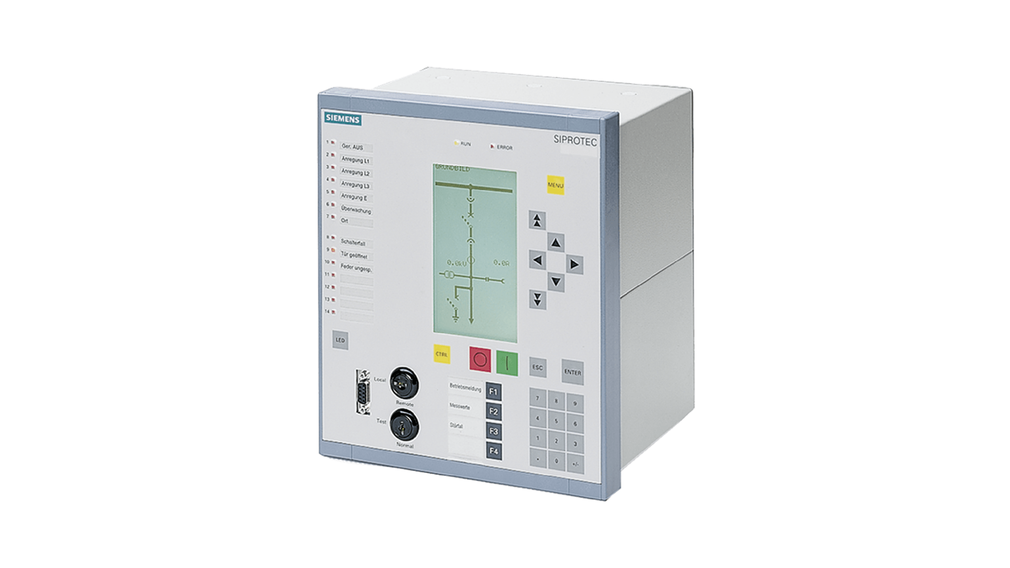 Bay controller – SIPROTEC 6MD63 | Bay controller | Siemens