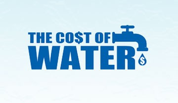 cost of water