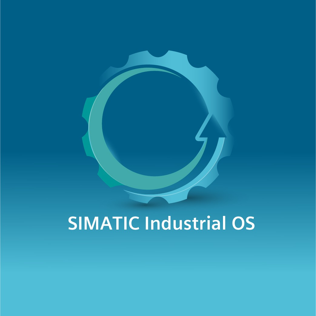 Инфографика SIMATIC Industrial OS