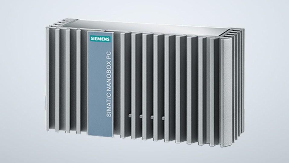 Промышленный безвентиляторный компьютер SIMATIC IPC227E