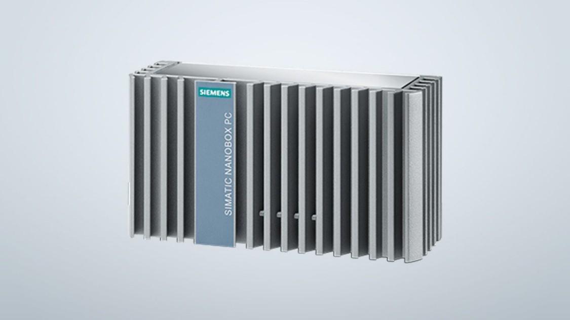 Вбудовані ПК Nanobox SIMATIC IPC227E
