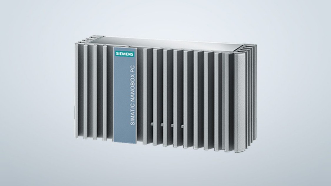 SIMATIC IPC227E - Nanobox Embedded IPC