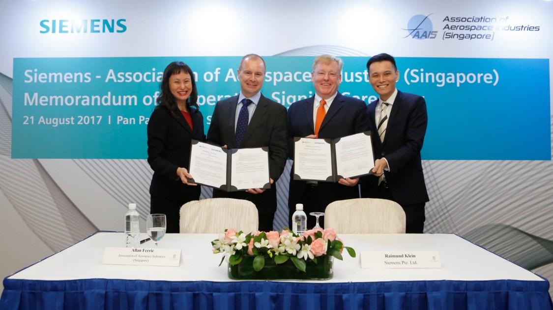 Siemens and AAIS MOC