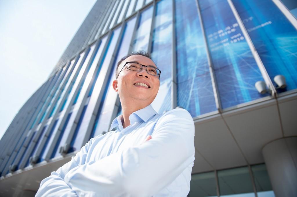 Jilong Yao - Erfinder des Jahres 2018