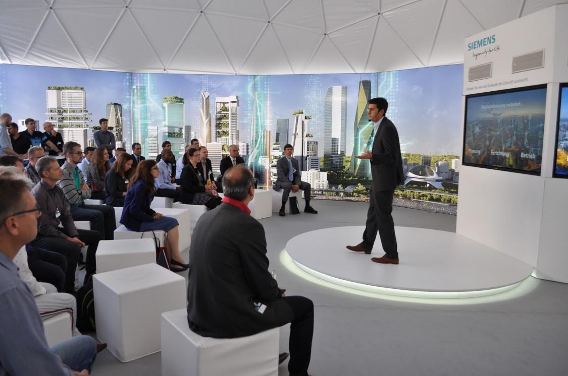 Sympos Future Room Vortrag