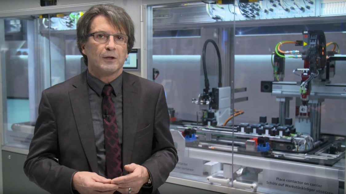 Реализованный проект: компания Siemens AG