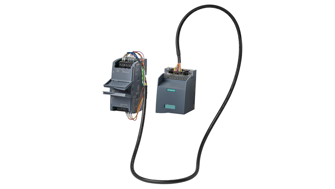 SIMATIC TOP connect for SIMATIC S7-1200 and 25-mm-S7-1500, ET200 SP and LOGO!