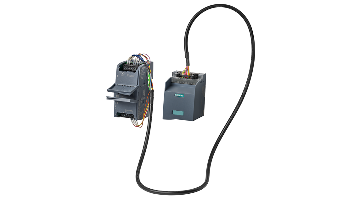 SIMATIC TOP connect für S7-1200, 25-mm-S7-1500, -ET 200SP und LOGO!