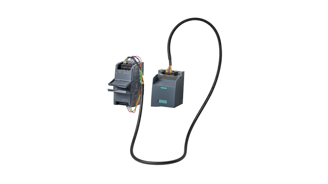 SIMATIC TOP connect universal connecting cable with SIMATIC S7-1200