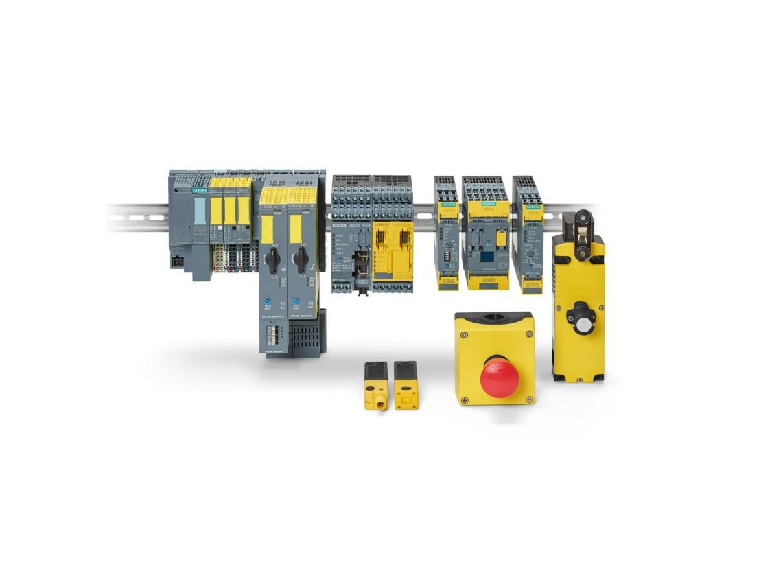 SIRIUS 产品线提供了安全的工业控制产品