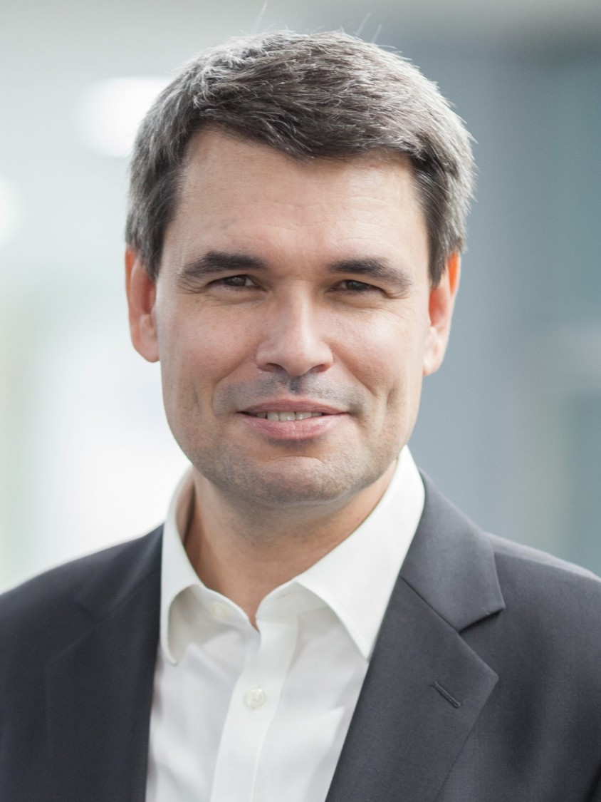 Eric Giese, Siemens Smart Infrastructure