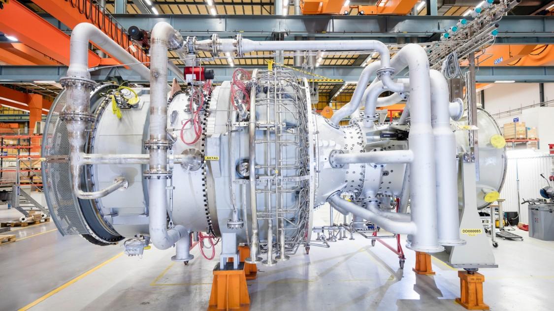 Siemens suministra turbinas de gas Fast Power a Argentina