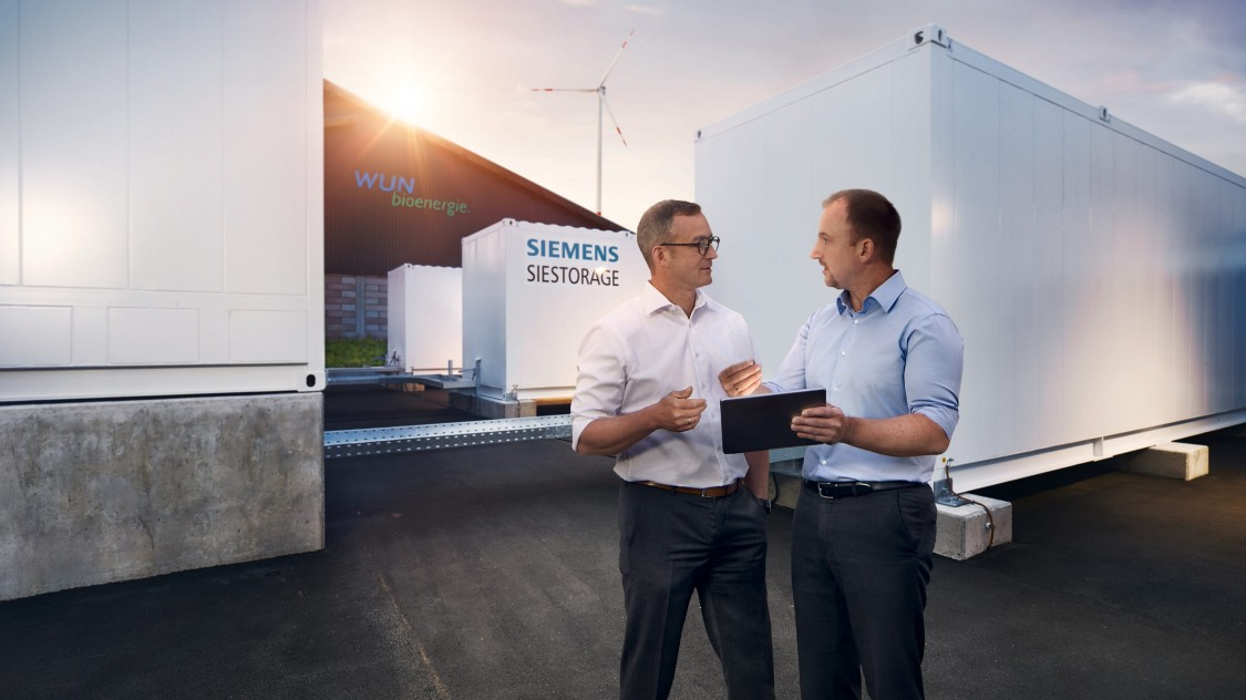 The municipality of Wunsiedel is proactively shaping the German energy transition at the local level with technology from Siemens