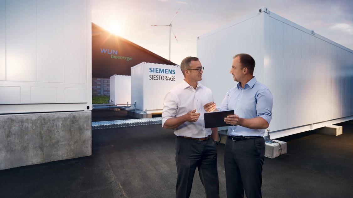 Die Kommune Wunsiedel gestaltet die Energiewende auf lokaler Ebene mit Technik von Siemens proaktiv mit