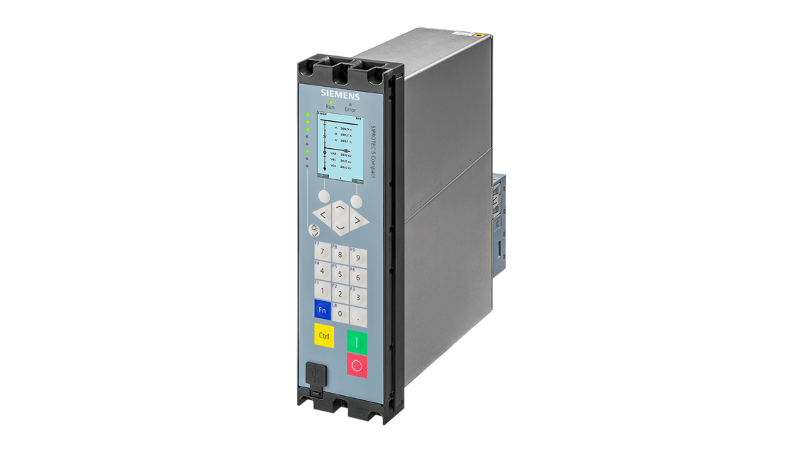 Universal relay - SIPROTEC 5 Compact