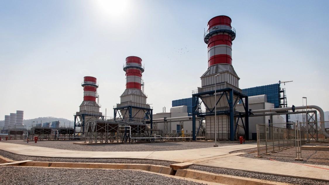 Geregu Power Plant, Nigeria