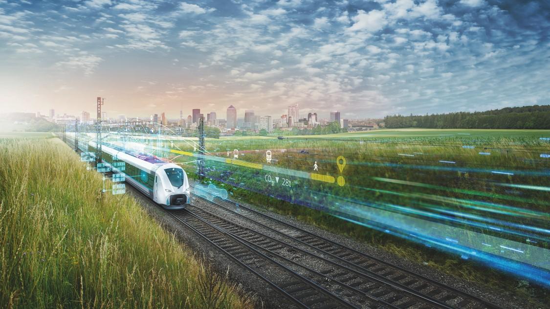 Digital asset management for rail systems