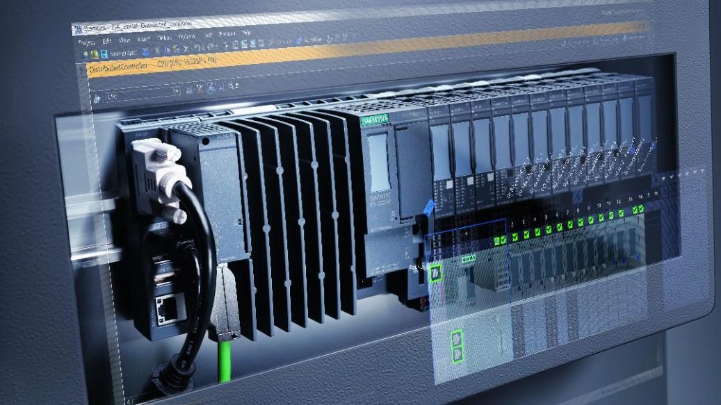 Distribuované řídicí systémy SIMATIC pro průmyslovou automatizaci