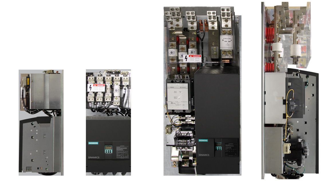 SINAMICS DCM - Base drives