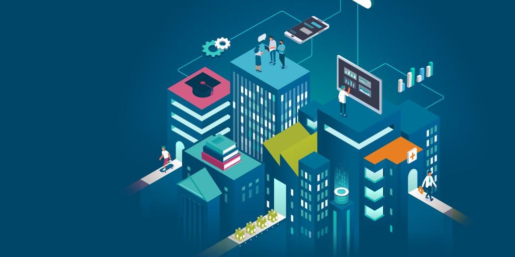 Transforming smart building data