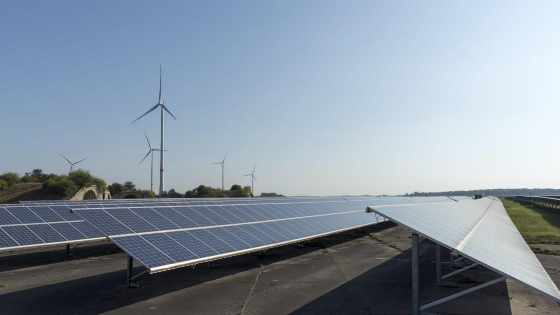 Возобновляемые источники энергии. Низкие потери и эффективная работа