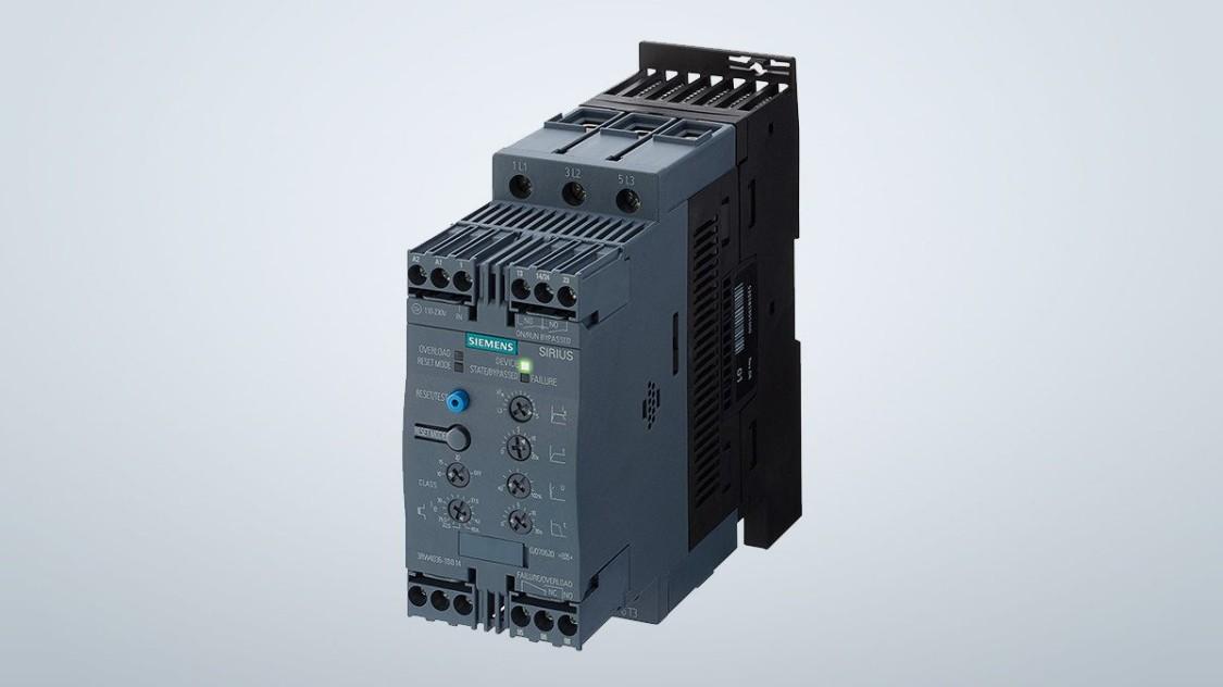 Siemens SIRIUS Softstarter 3RW40