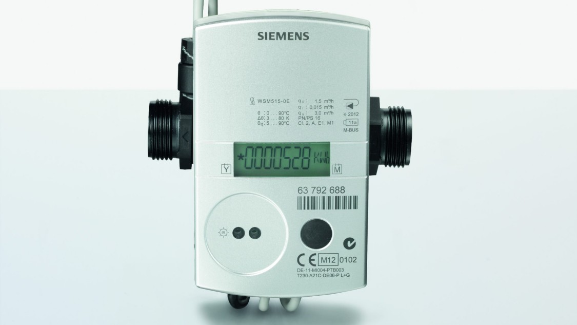 Ultrasonic heat/cooling energy meters
