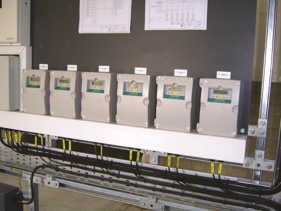 通过外夹式流量测量技术,精确测量污水流量