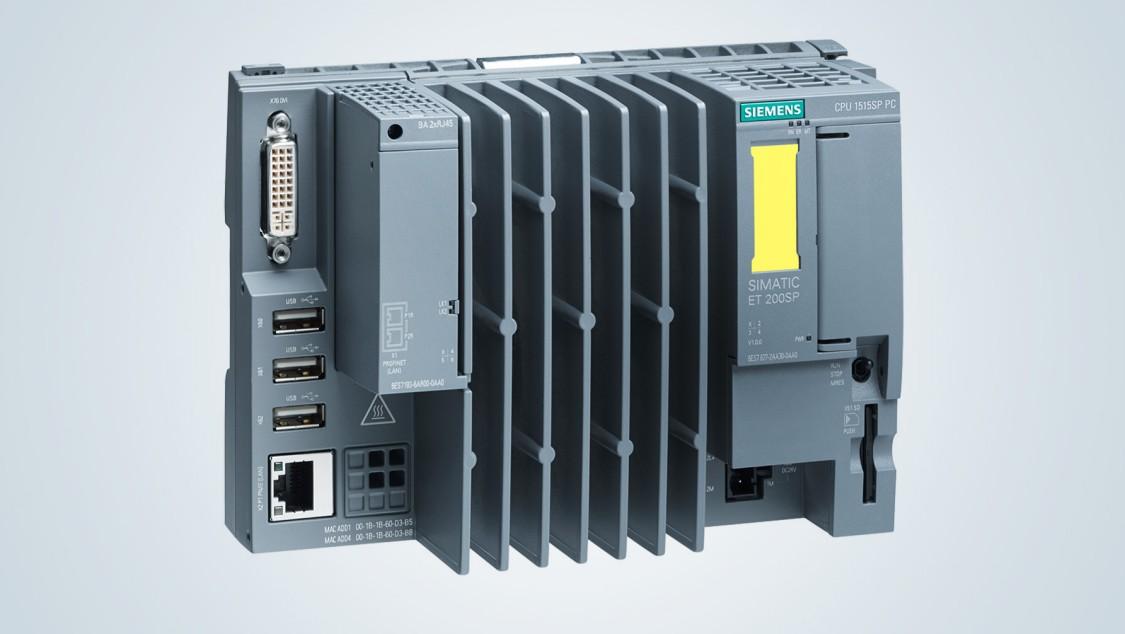 Bild SIMATIC ET 200SP Open Controller