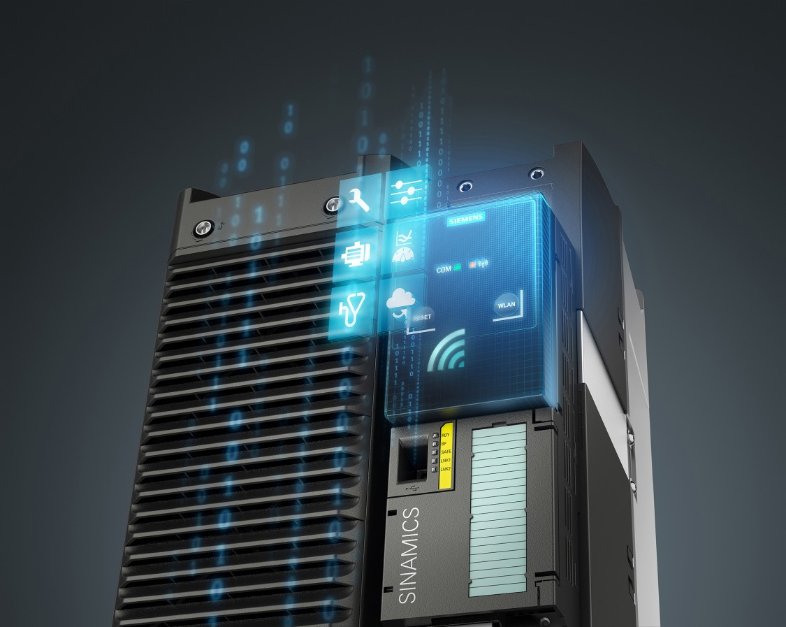 compact vector drive - Smart access for SINAMICS G120C