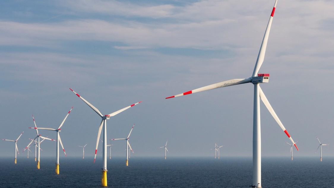 Offshore wind park DanTysk
