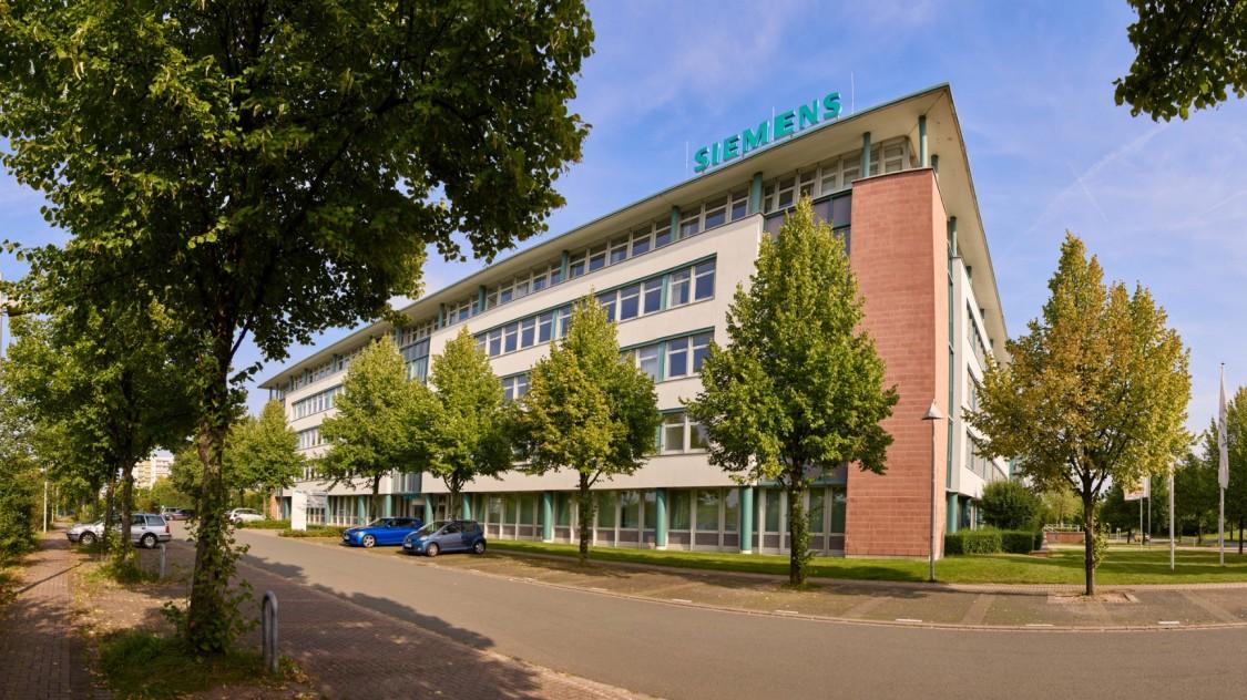 Siemens Niederlassung Thüringen