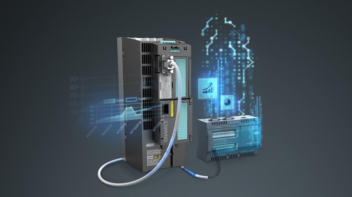 Konnektivitätsmodule als Basis für die Digitalisierung von Antrieben