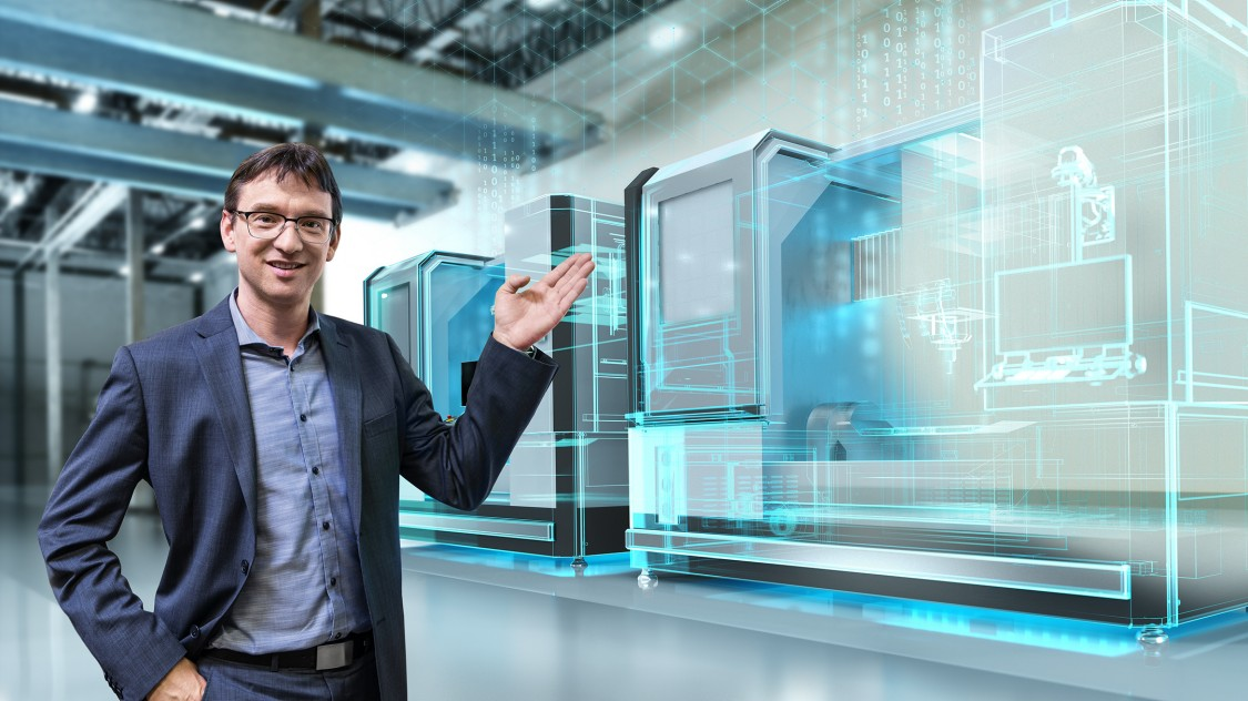 CNC Shopfloor Management Software in der Werkzeugmaschinenherstellung