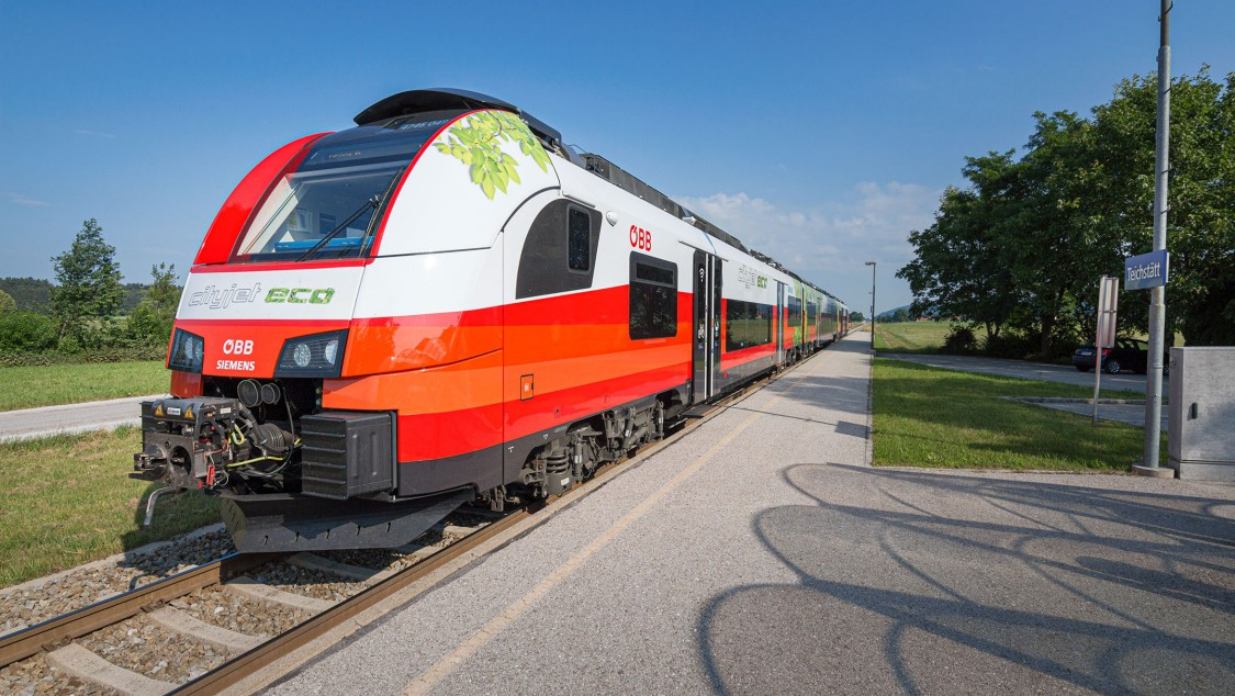 Desiro ML Cityjet ECO