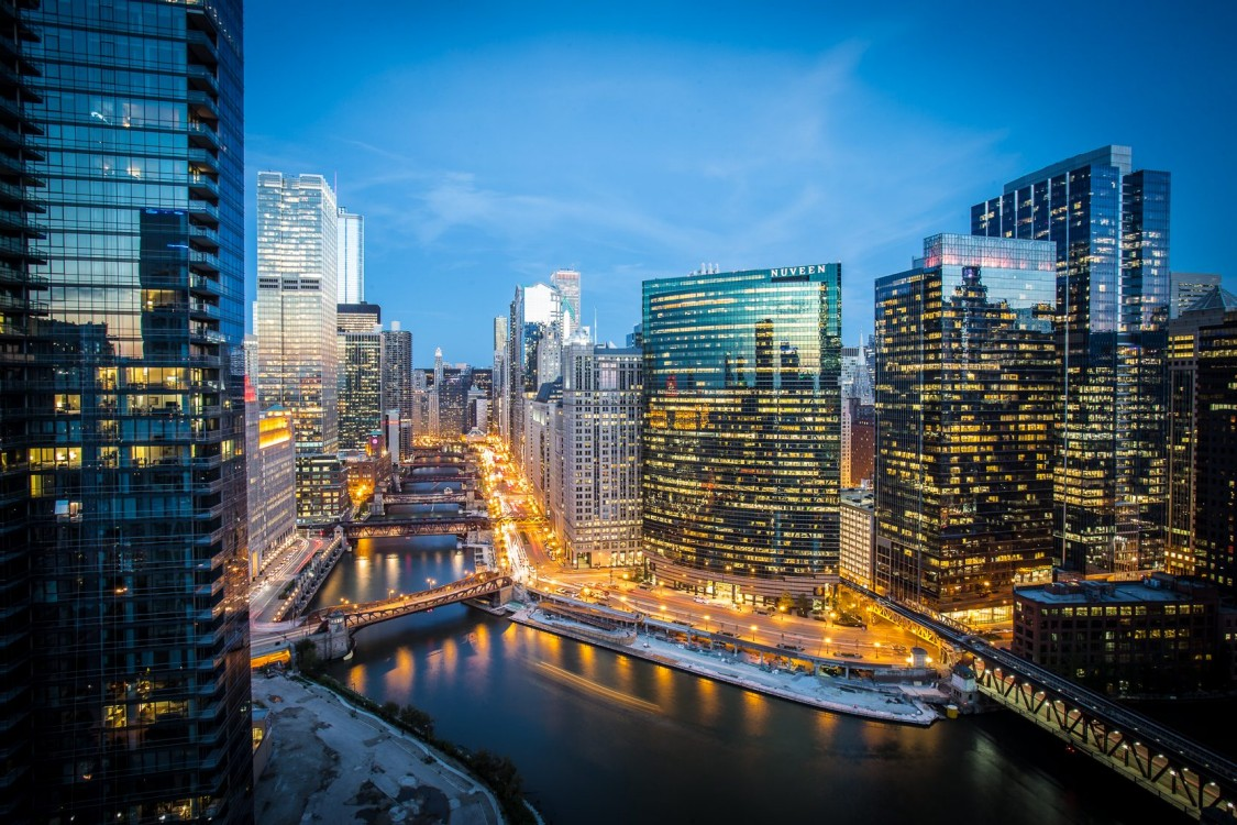 Chicago - Siemens in the USA