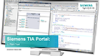 Siemens TIA Portal: In Plain Text