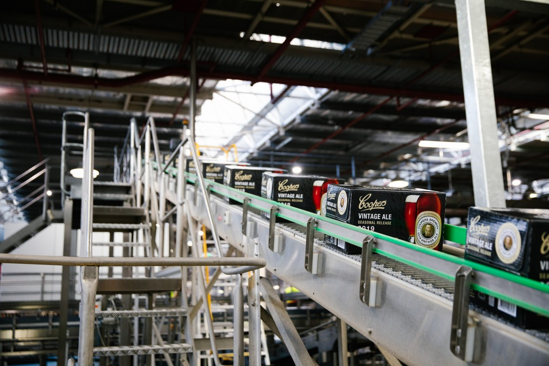 Digitalization in the beer industry