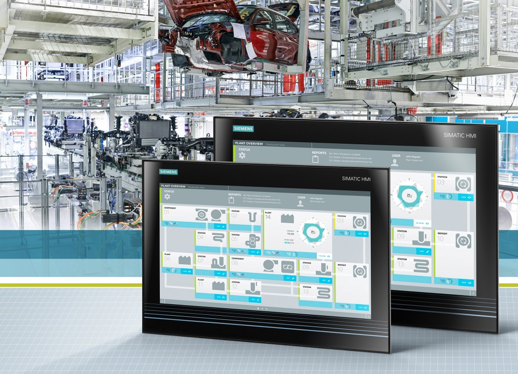 Ethernet interface extends use of industrial monitors
