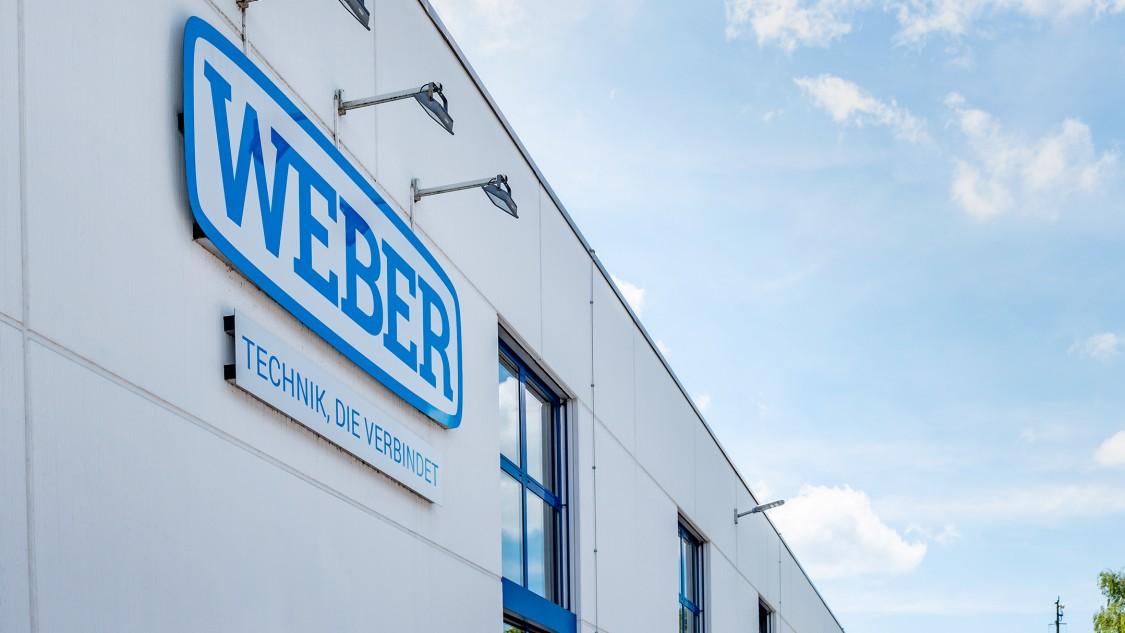 Weber company logo