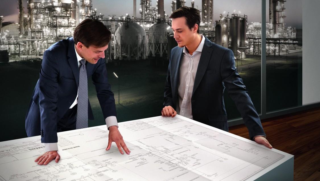 Serviceexperten von Siemens unterstützen Sie bei der digitalen Transformation und bei verfahrenstechnischen Projekten