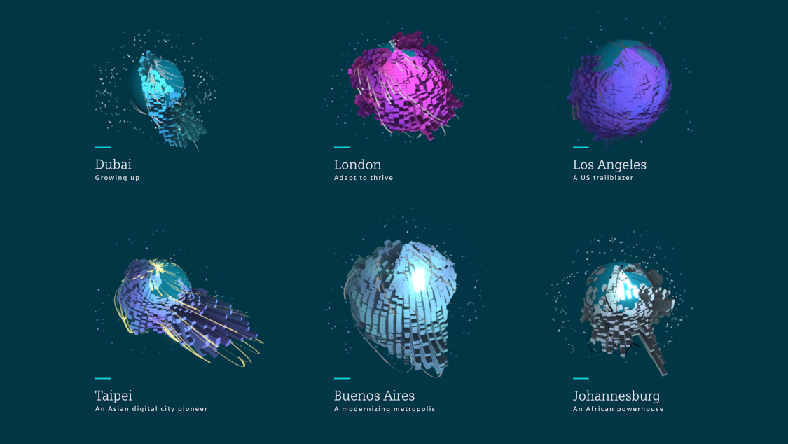 The Atlas of Digitalization