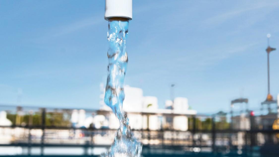 饮用水处理