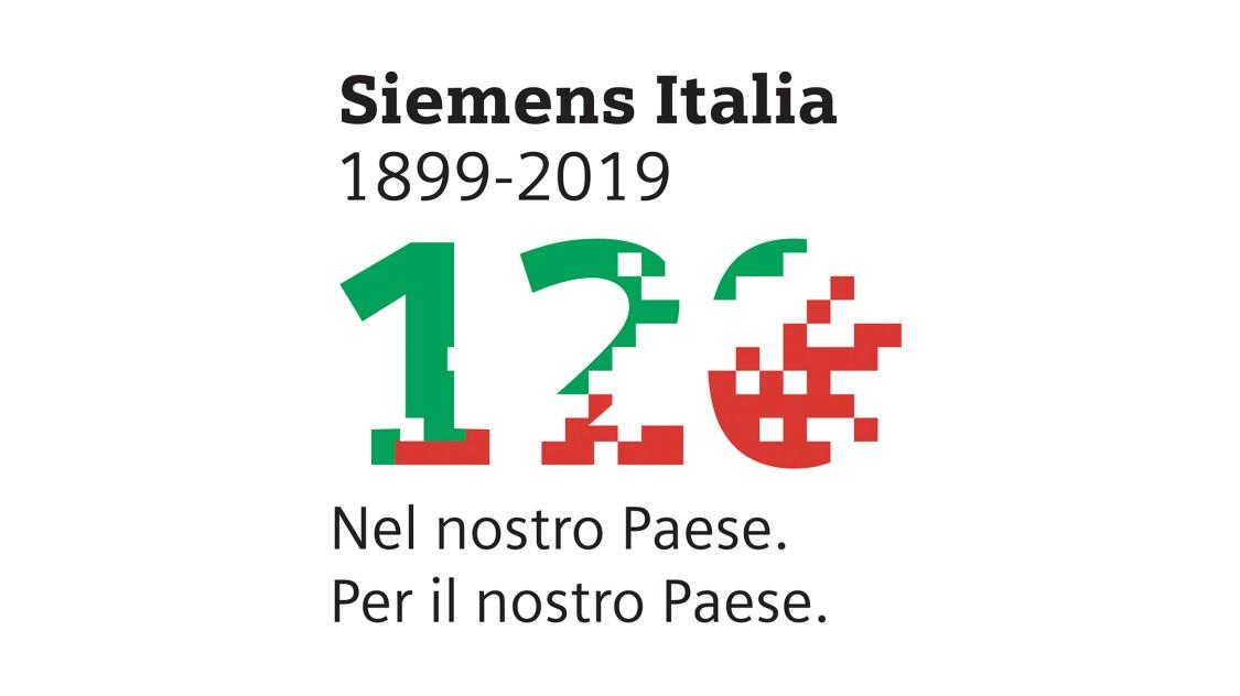 1899-2019: 120 anni di Siemens Italia