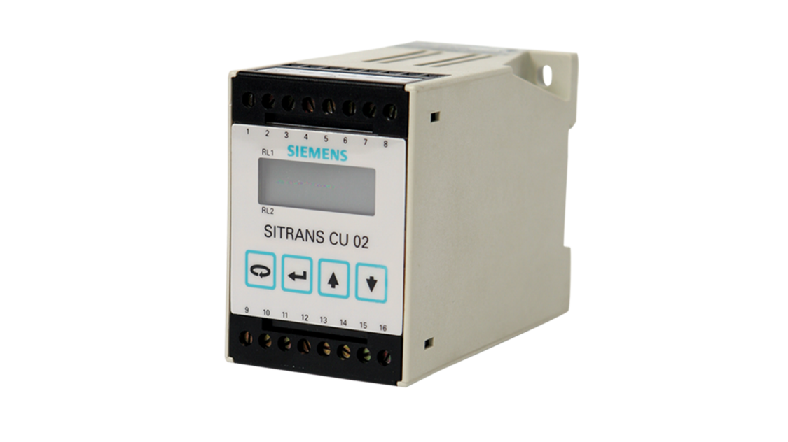 USA - SITRANS CU02 Alarm Control Unit