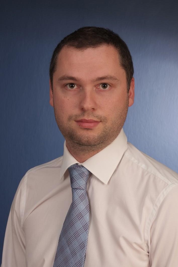 Marcin Książkiewicz, inżynier zakładu w firmie Twinings.